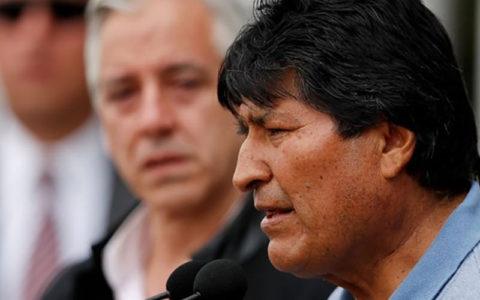 مورالس: خیانتبارترین کودتای تاریخ در بولیوی شکل گرفت