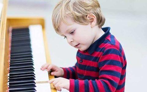 موسیقی به کودکان اعتماد به نفس می دهد