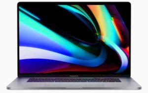 مک بوک پرو 16 اینچی اپل همزمان از دو نمایشگر اکسترنال 6K پشتیبانی میکند