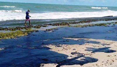 نفتکش با پرچم یونان، مظنون اصلی آلودگی نفتی در سواحل برزیل است