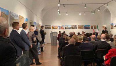 نمایش عکسهایی از فرهنگ و هنر ایران در اسلواکی