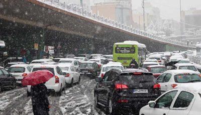 هشدارهای زمستانی؛ از زندگی تا رانندگی در سرما