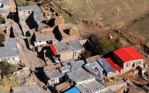 هیچ ساختمانی در شهر ترکمانچای تخریب نشده است