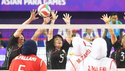 والیبال نشسته به لیست رشتههای ورزشی بازیهای جهانی آیواز اضافه شد