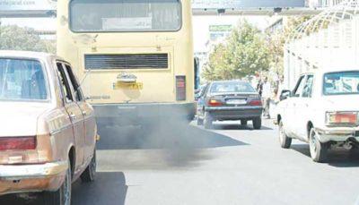 وجود بیش از ۳ هزار اتوبوس فرسوده در تهران
