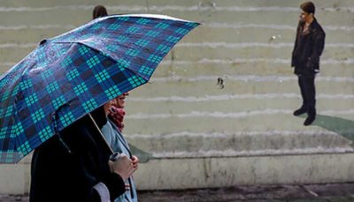 ورود سامانه بارشی به کشور از جمعه
