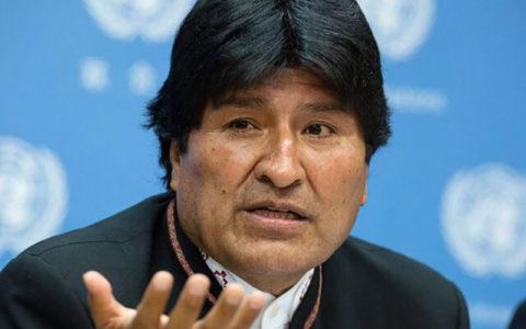 وزیر کشور جدید بولیوی بولیوی, تروریسم, مورالس