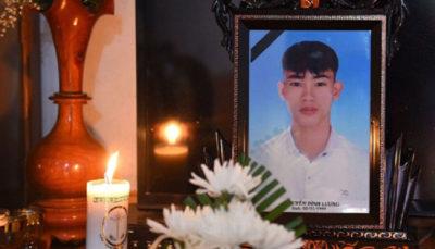 قربانیان کامیون انگلیسی ویتنامی هستند نه چینی