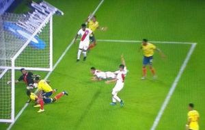 پیروزی مهم کلمبیا در ثانیههای آخر