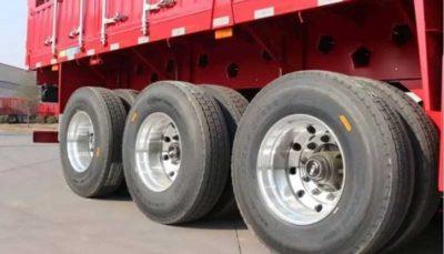 چرخ کامیون عامل مرگ عابر پیاده