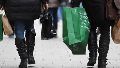 کاهش خردهفروشی در بزرگترین اقتصاد اروپا پیش از کریسمس