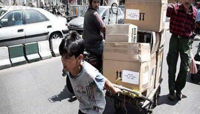 کاهش شدت جمعآوری کودکان کار و خیابان در تهران