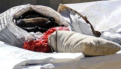 کشف بیش از نیم تن مواد مخدر در درگیری مسلحانه با سوداگران مرگ