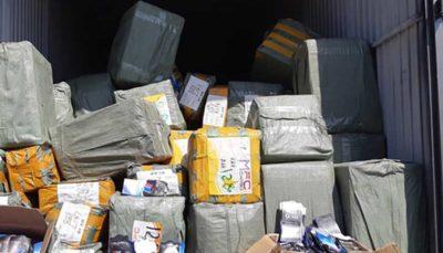 کشف ۲ میلیارد کالای قاچاق در شیراز