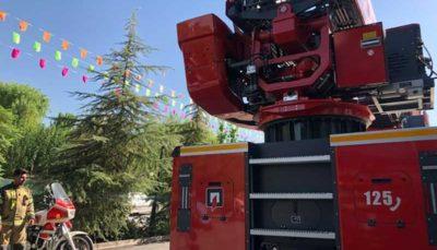 گلایه فراهانی از عدم تأمین منابع مالی پایدار برای آتش نشانی