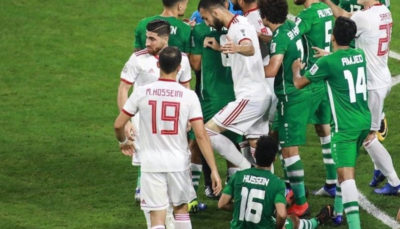 ۳ کشور محتمل میزبانی بازی عراق و ایران
