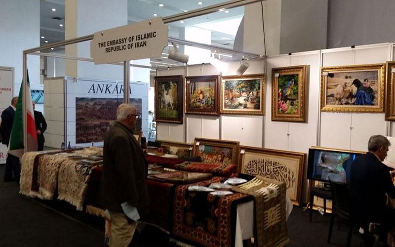 ایران در نمایشگاه گردشگری آنکارا شرکت کرد