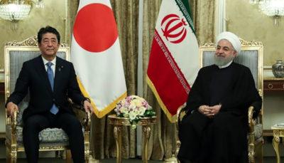 «آبه شینزو» از تدارک ژاپن برای میزبانی از روحانی خبر داد