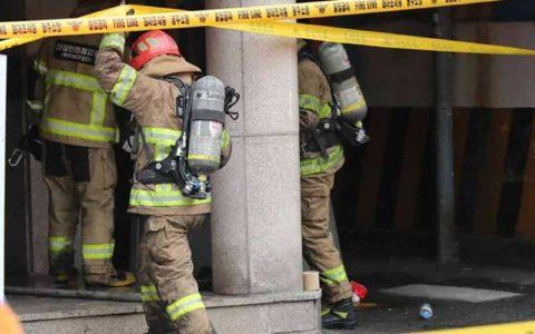 آتشسوزیِ هتلی در کره جنوبی کشته و زخمی بهجا گذاشت
