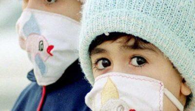 آلودگی هوا نفس بیش از ۱۳ هزار نفر را به شماره انداخت
