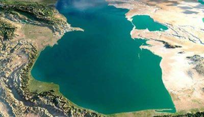 احتمال وقوع سونامی در دریای خزر