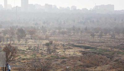 اخطاریه هواشناسی نسبت به آلودگی یکهفتگی هوا