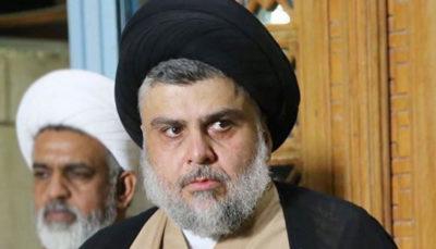 استاندار نجف: پهپادی که منزل مقتدی صدر را هدف قرار داد، ساخت عراق بود