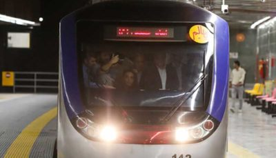 افتتاح ایستگاه مترو مولوی