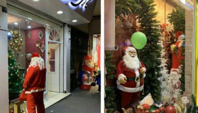 بابانوئل های ایرانی پولدارهای مجازی, بابانوئل, کریسمس