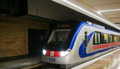 بلیت مترو در تمامی خطوط هفتگانه مترو نیم بهاء شد