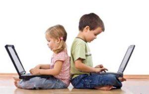 تاثیر اینترنت و فضای مجازی در بلوغ زودرس کودکان