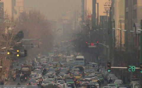 تردد روزانه ۷ میلیون خودرو در تهران