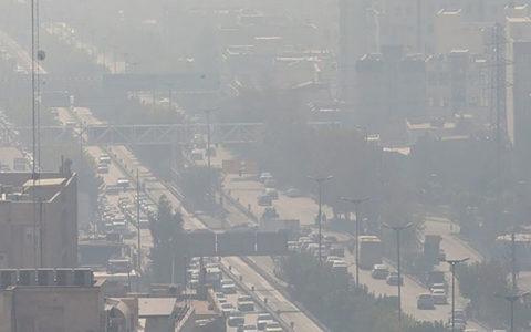تعطیلی مدارس از پس آلودگی هوا بر نیامد