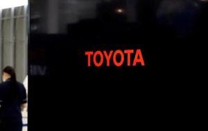 تویوتا به علت تقلب در قیمتگذاری لکسوس جریمه شد
