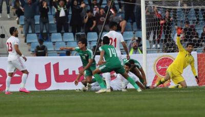 تیم ملی فوتبال عراق در انتظار دریافت پاداش برد مقابل ایران