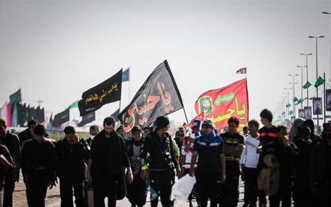 ثبت جهانی موکبهای پیادهروی اربعین حسینی در یونسکو