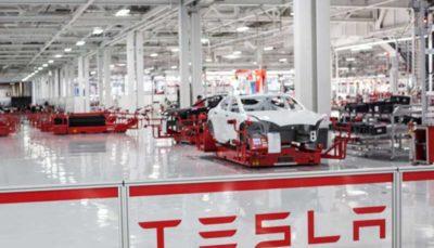 جدیدترین هدف تسلا، تولید سالانه ۵۰۰ هزار دستگاه خودروی برقی در آلمان