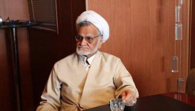حجتی کرمانی: جناب جنتی را مردی عادل و دلسوز میدانم ولی معتقدم ایشان سیاست نمیداند و اخلاق سیاسی و اجتماعی هم ندارد