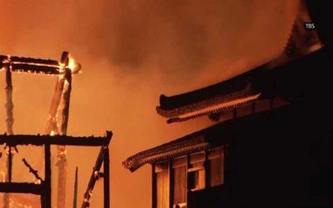حریقِ مرگبار در یک خانه مسکونی در چین