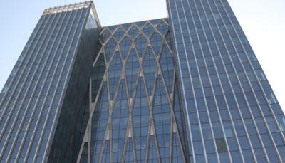 خداحافظی بورس تهران با ساختمان حافظ بورس, سعادت آباد, خیابان حافظ
