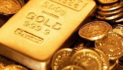درجا زدن قیمت طلا در بازارهای جهانی