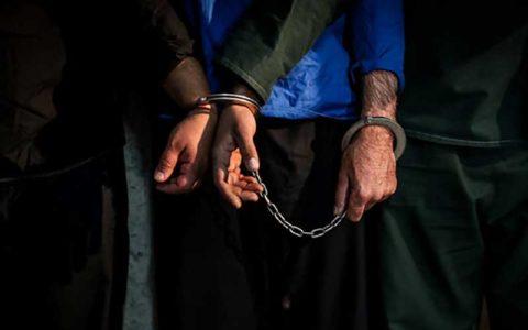 دستگیری سارقانی که منزل هنرپیشه سابق تلویزیون را پاتوق کرده بودند