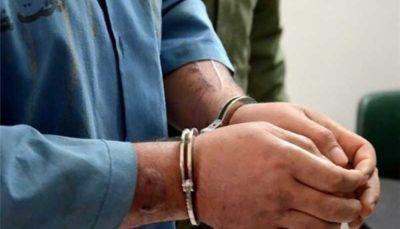 دستگیری سارق جوان پس از ۱۲ ساعت از آخرین دزدی