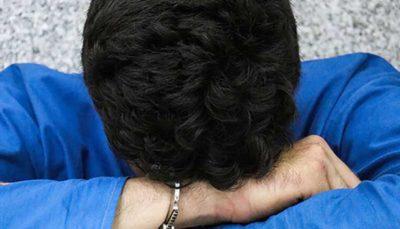 دستگیری مردی که با لباس پلیس میلیونر شد