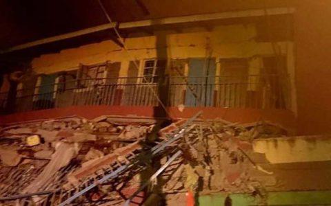 دهها کشته و مصدوم در حادثه ریزش ساختمان در نایروبی