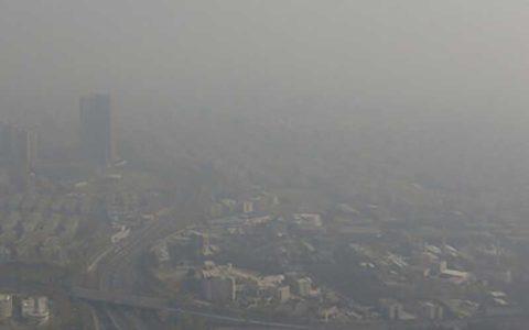 ردپای دیاکسید گوگرد در بوی نامطبوع دیروز تهران