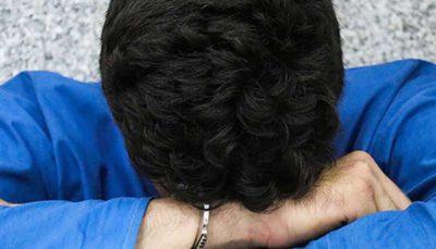 سارق اموال جوان اسپانیایی در تهران دستگیر شد