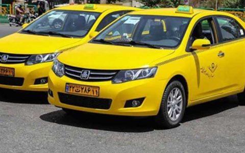 سهمیه تاکسیهای تهران باید افزایش یابد
