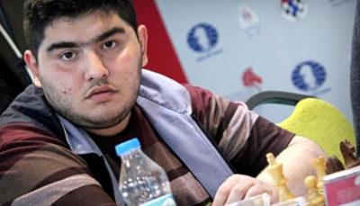 شطرنج برق آسا، مبارزه با حریفان بی نام و نشان شطرنج ایران, رژیم صهیونیستی, پرهام مقصودلو