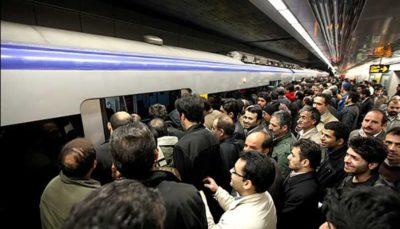 علت توقف طولانی در برخی ایستگاههای مترو چیست؟
